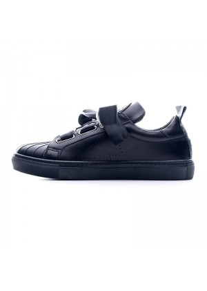 sneakers donna am01 fondo nero