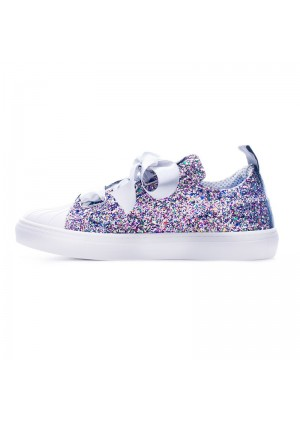 sneakers donna glitter am01