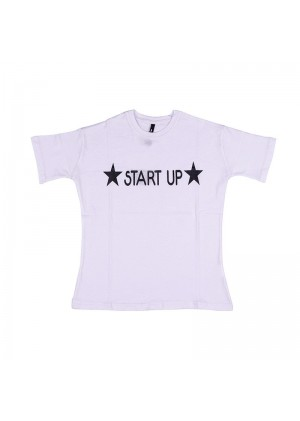 t-shirt bimbo st. stelle start up