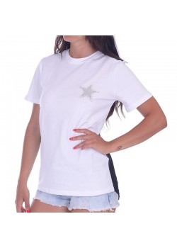 T-Shirt donna con velo Startup
