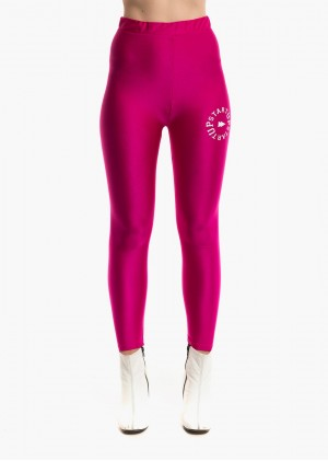 Leggings Lycra High Waist