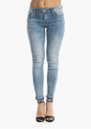 Jeans Push Up Skinny KB19112