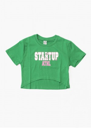T-shirt Ovale Startup Athleisure