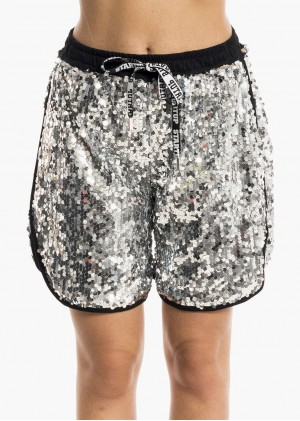 Shorts Paillettes