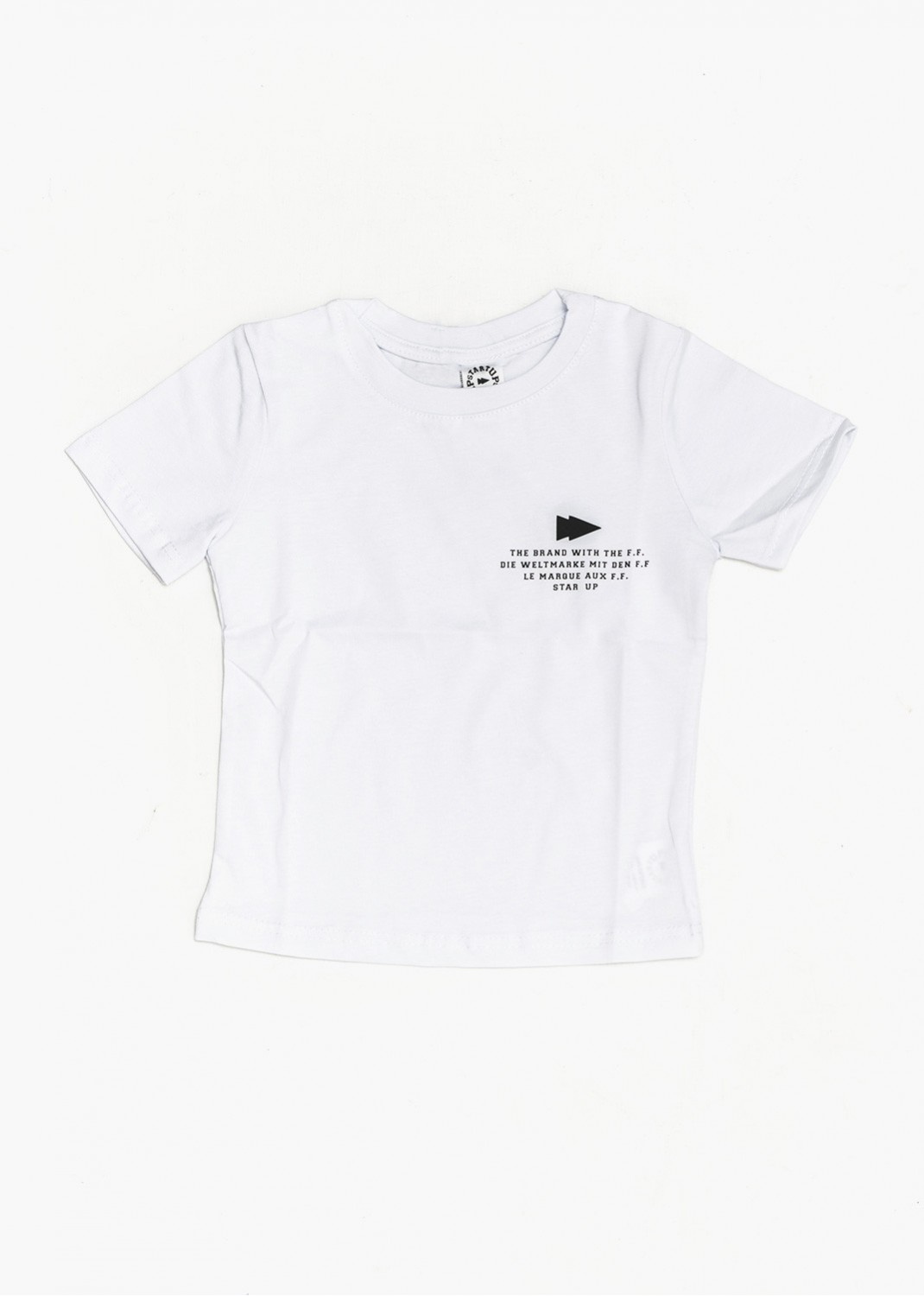 T-shirt Brand With F. F.