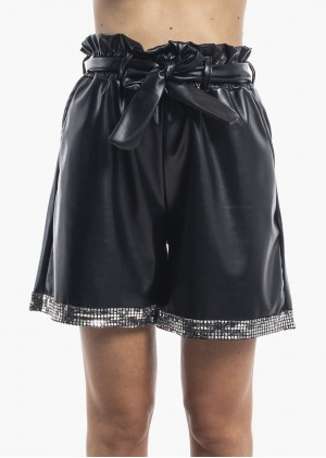 Shorts Mirror Paperbag