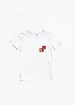 T-shirt Polaroid